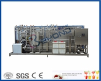 hot filling sterilizer(UHT)