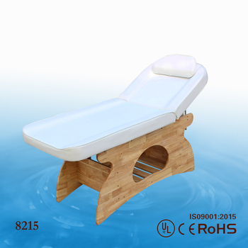 Kangzhimei wholesale wood massage bed for beauty spa 8215