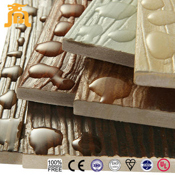 Wood Grain Fiber Cement Board Overlapped Exterior Wall Panel