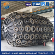 No Air Leakage Marine Pneumatic Quay Rubber Fender