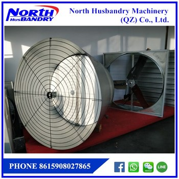 Galvanized Ventilation Fan for poultry farm|poultry ventilation fan|50 inch ventilaton fan