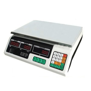 Hot sale 30kg 40kg acs series digital price computing scale