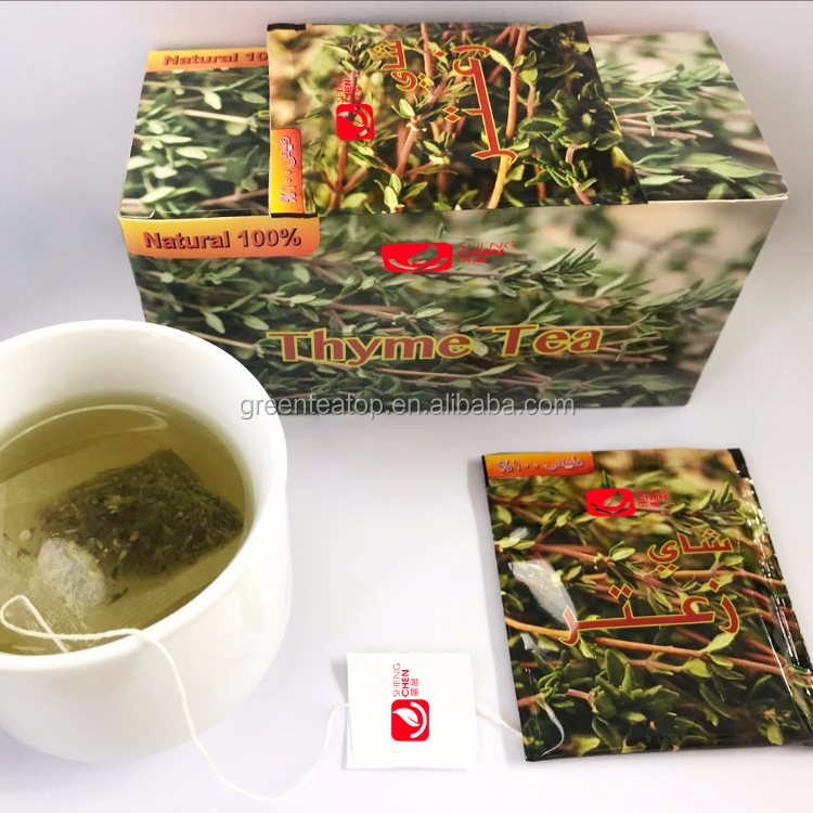 2g*20bags 2018 new thyme tea 2g*20bags/box , as a substitute for salt lowering blood pressure