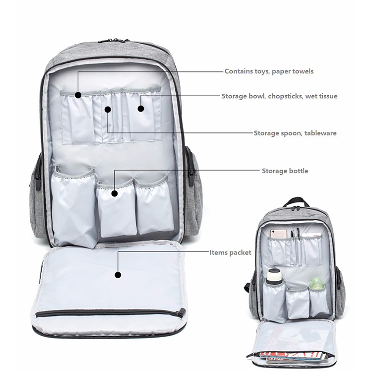 c9992d5032 Fashionable Mom Designer Cute Backpack Style Diaper Bags - Buy ...