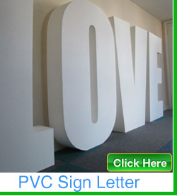 Built Up Polished Stainless Steel 3D Mirror Letter With A Lifetime Guarantee
