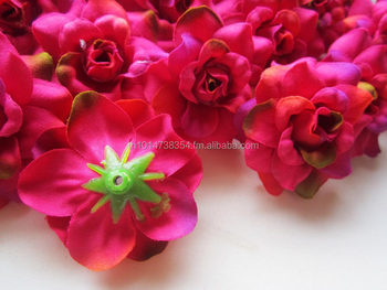 High quality artificial silk flowers burgundy rose heads for wedding high quality artificial silk flowers burgundy rose heads for wedding and decoration flowers mightylinksfo