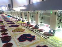 chain stitch tapping embroidery machine