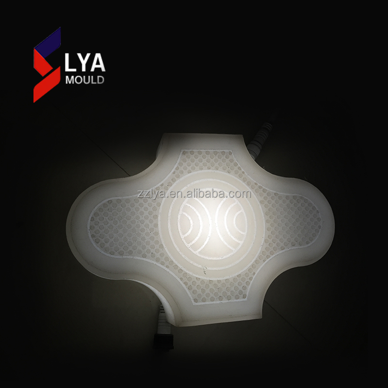 solar led paver driveway lighting projects,led paver tiles