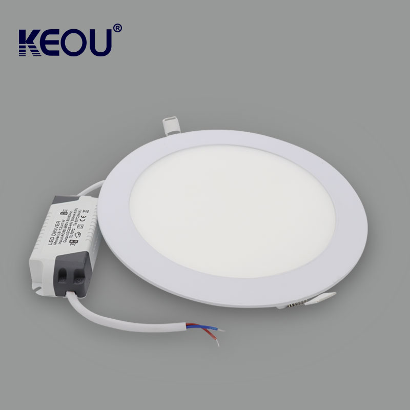 Süper ince led downlight 4w 5w 6w 9w 7w 15w 8w 10w 25w kesme 130mm 150mm 200mm led downlight beyaz gövde