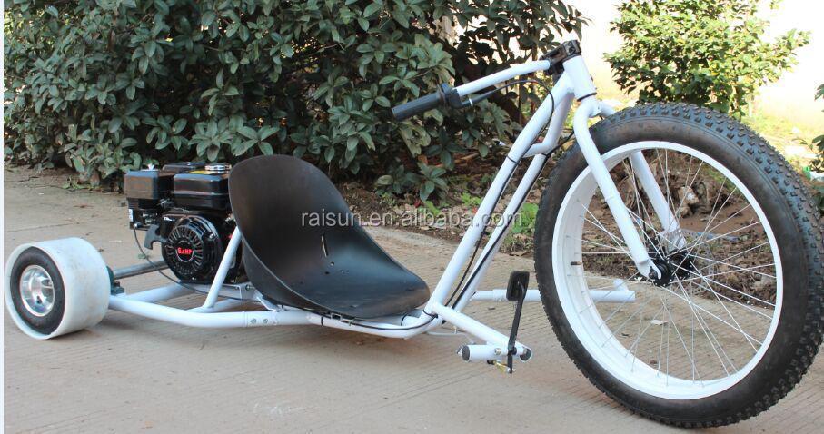 epa 3 rad drift go kart 200cc motor trike elektro gas. Black Bedroom Furniture Sets. Home Design Ideas