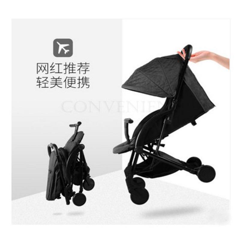Baby stroller ultra lightweight folding portable baby mini carriage pockets umbrella stroller