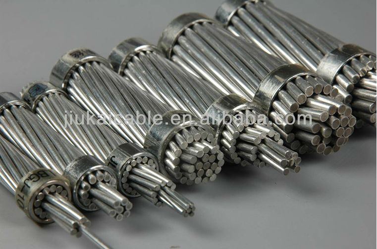 Aluminum acsr hawk Standard ASTM B232, DIN 48204, BS 215 Part 2