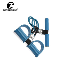 Pedal Bodybuilding Pull-Up Exerciser Rubber Resistance Band