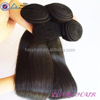 2016 Hot Selling Wholesale Price Cheap Large Stocks High Quality Color #2 Peruvian Hair