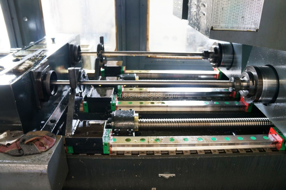 gun drilling machine