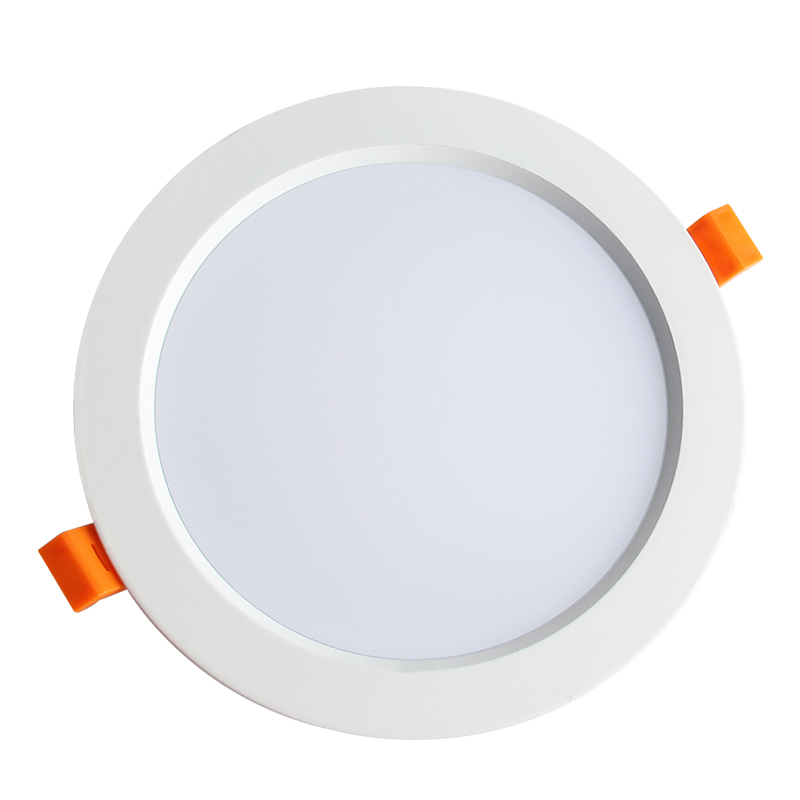 Led <strong>Downlight</strong> Ceiling Recessed <strong>Downlight</strong> Round Slim Panel Light Home Store Use 7w 9w 12w 18w 24w 30w