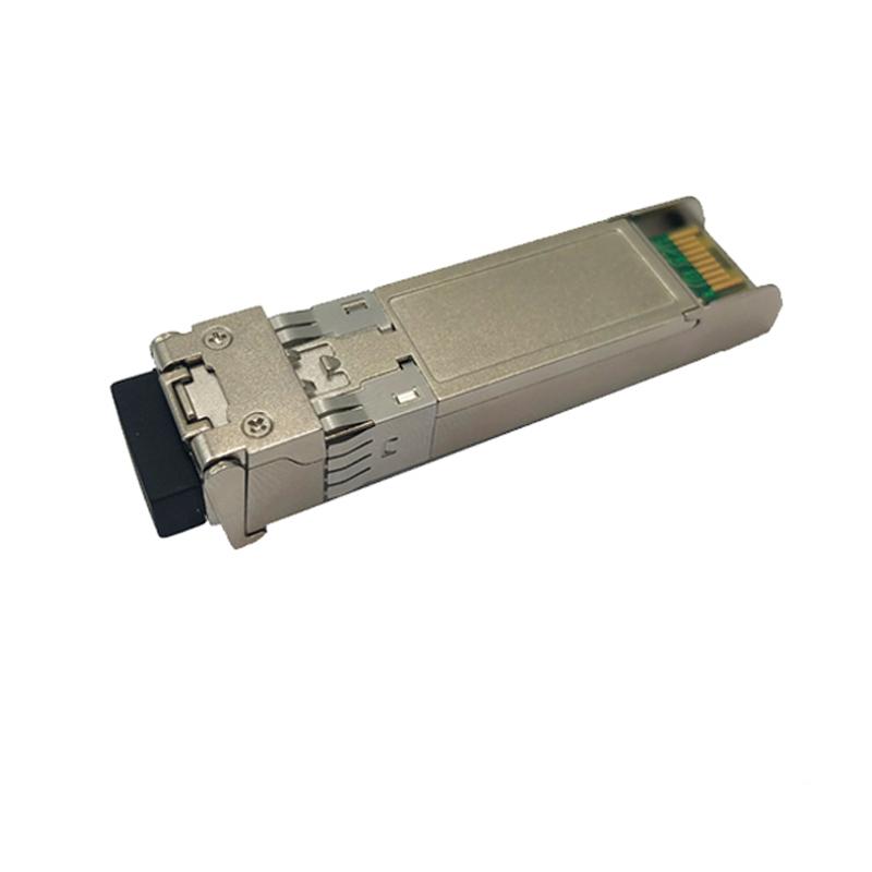25 גרם 10 km CWDM SFP28 1470-1610nm אופטי מודול סיבי ציוד