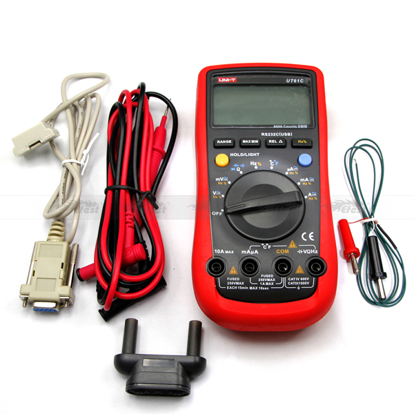 Portable mini multimeter best digital UNI-T UT60C multimeter