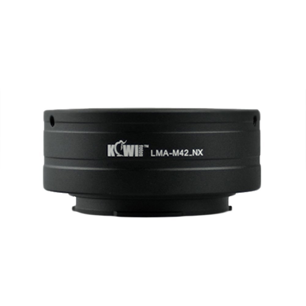 KIWIFOTOS LMA-M42/_N1 M42 Screw Thread Lens to Nikon 1 Mount V1 S1 Camera Adapter