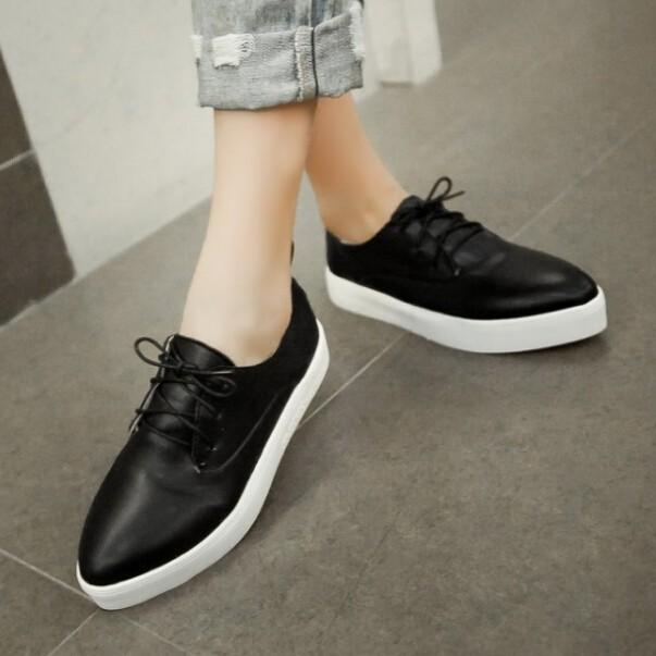 Las Nuevo W91598a Señoras Señaló Zapatos Solos Planos Plataforma Buy Casual  Plana Diseño 2015 Mujeres De UI5w5Hxq 6dd682be9944