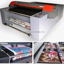 Conveyor Belt Textile Digital Printing Machine With 1.8m printing width