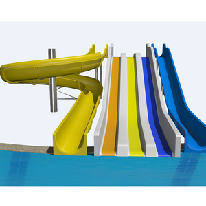 High Quality Pretty Cheap Price Good Service Swimming Pool Water Slide For Kids/Adults