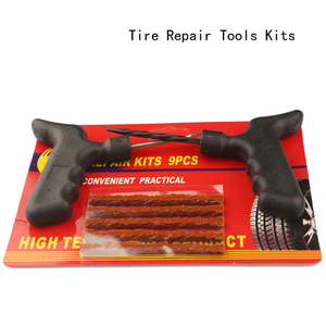 T - Handles Puncture Tire Repair Tools Kits