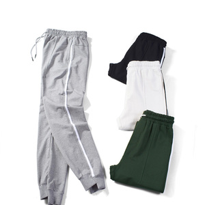 Wholesale Custom Men Sports Casual Trousers Sweat Pants