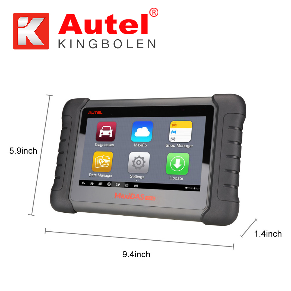 Autel MaxiDAS DS808 Automotive car repair tool supports Android system UPDATE VERSION