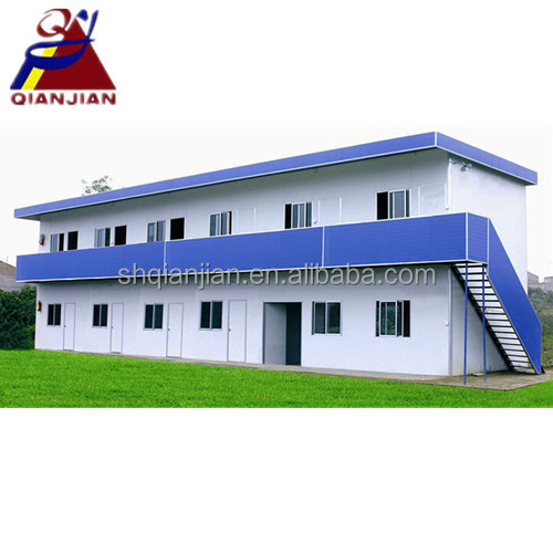 Low Cost China Modular Prefabricated Log Cabin Houses Homes