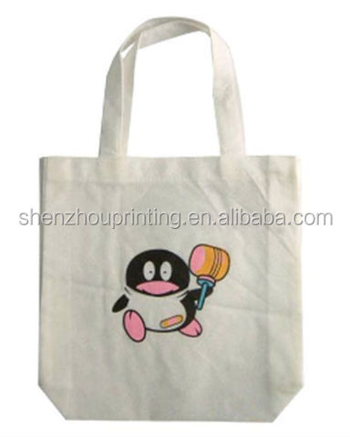 2015 Customized cotton canvas tote bag,cotton bags promotion,Eco Canvas Luggage Bag