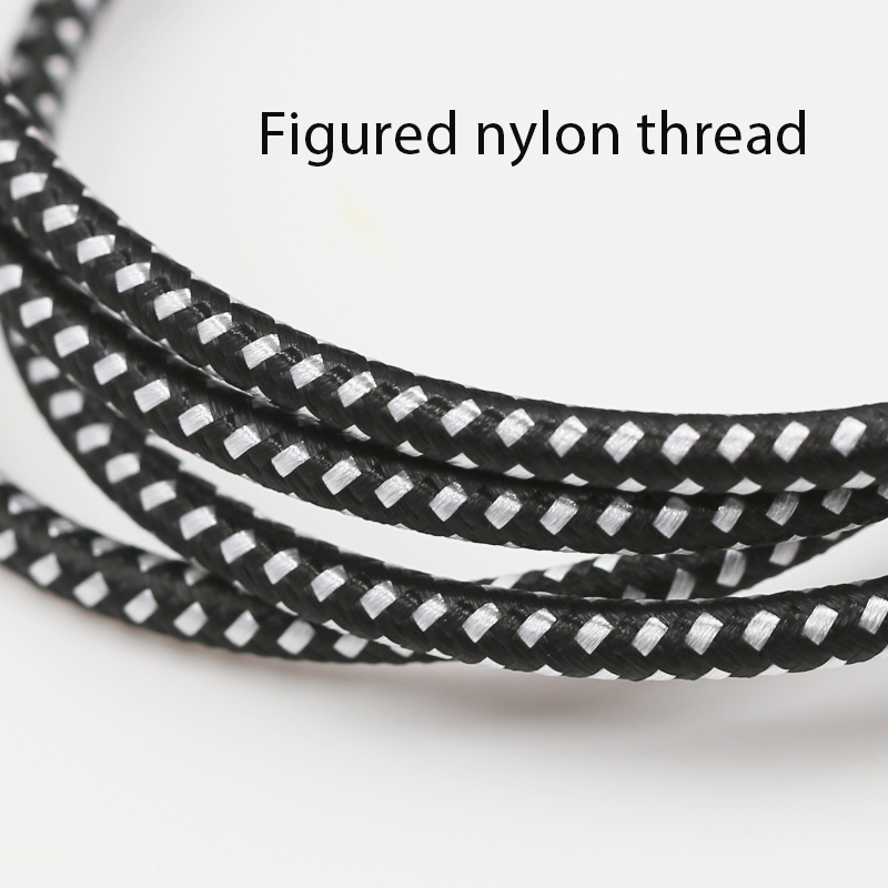 Shenzhen Sindvor Nylon Braided Power Cord Usb Charging Cord for iPhone Charger  Micro Android Charging