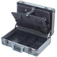 Elegant Aluminum Frame Tool Case With 2 Pallets