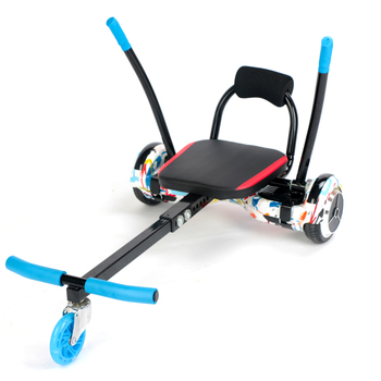 factory price cheap go kart frames hoverseat for two wheel balance hoverboard hovercart