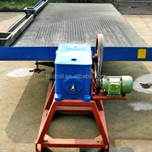 Tin Shaking Table Price For Sale