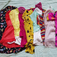 Custom packing tropical mix second hand clothes used clothing