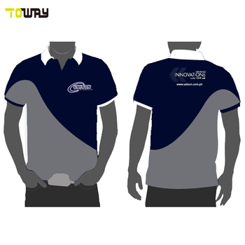 High collar color combination polo shirt design buy for Polo t shirt design images