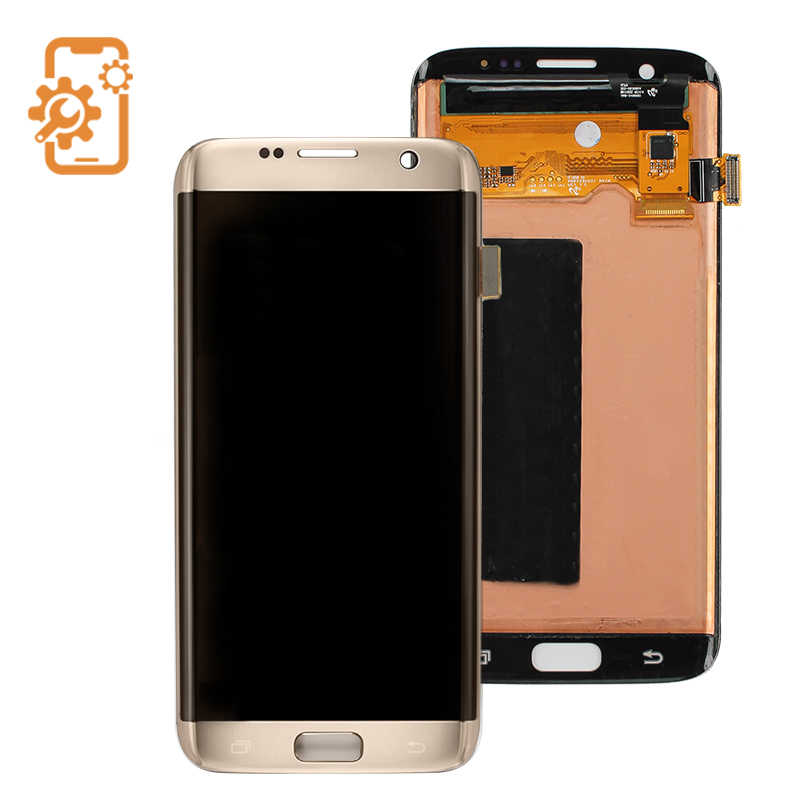Digitizer Replacement LCD Display Screen Clone for Samsung Galaxy S7 Edge G935f фото