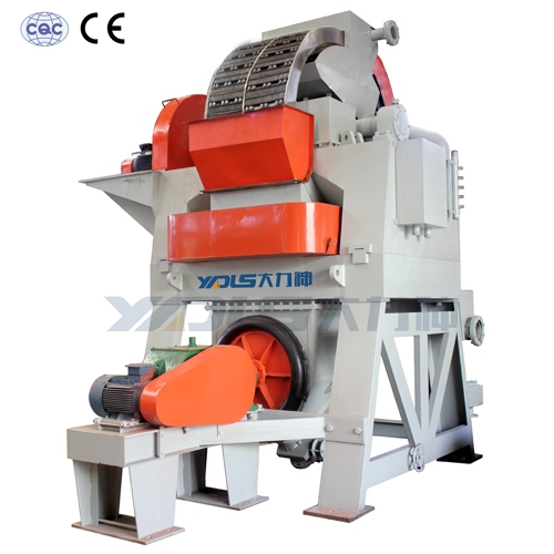 High Gradient Magnetic Separator for processing Hematite