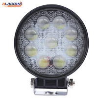 Wholesale 9-36V off road 27W 5D lens Led work light with free logo CE Rohs