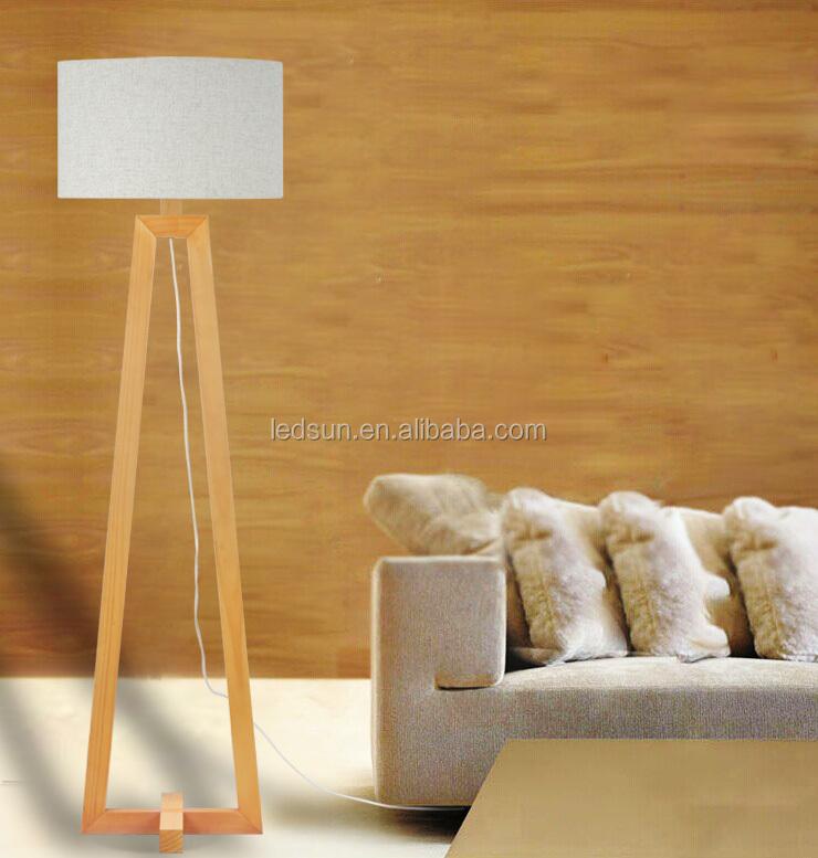 Decorative Furniture Long Wooden Floor