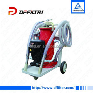China Filter Supplier Made LYJ-40 Portable Used Oil Treatment Equipment