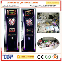 colourfull Double screen competitive price for darts machine