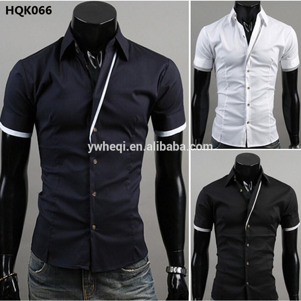 12b7b80ac 2015 caliente venta de camisas para hombre casual camisa-Camisas de ...