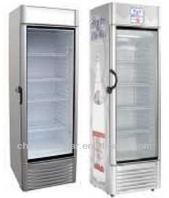 No frost glass door upright display fridge with light boxretro no frost glass door upright display fridge with light boxretro frame series upright cooler planetlyrics Gallery