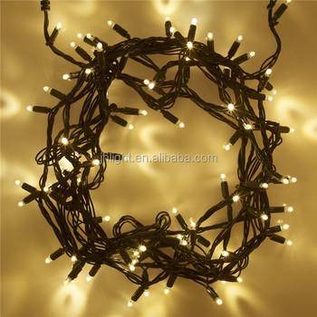 separation shoes 8561f 19158 10m String Light Connectable/ending Plug,22# Transparent Pvc Wire Led Fairy  Lights Warm White Connectable - Buy String Light Connectable,Led Christmas  ...