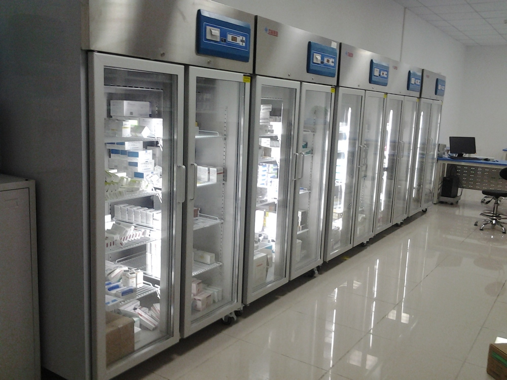 Bio Medical Refrigerator For Medicines And Vaccines Iso Ce