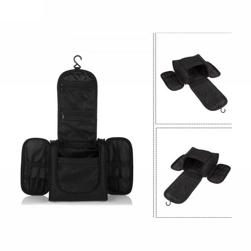 Hanging Travel Toiletry BAG Toiletries Organizer Case for custom