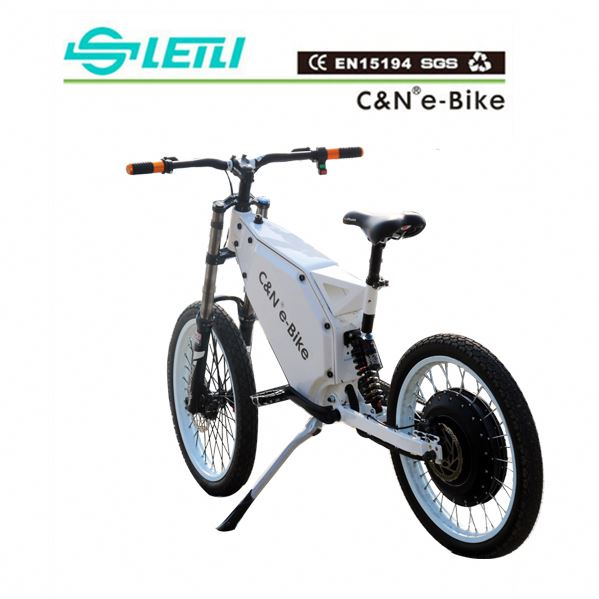 2017 China Wholesale Cheap 8000w Ebike Motor 72v Adult Electric Bike