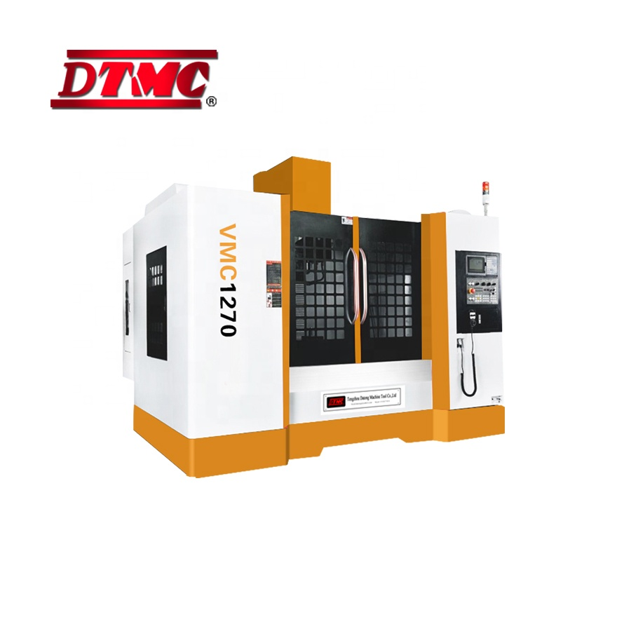 Mini VMC1270 verticale CNC frezen verspanen machine centrum
